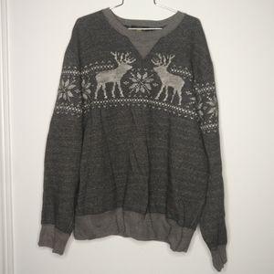 RRL by Ralph Lauren - cotton sweater - XXL